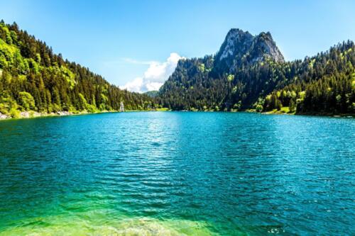 Lac Taney1h00 en voiture