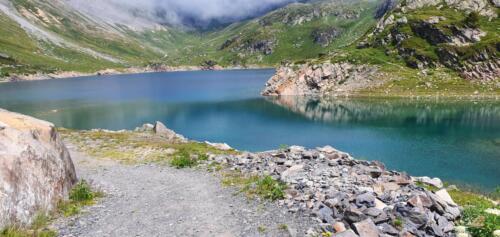 Lac Superieur de Fully30 minutes en voiture